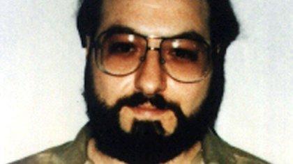 Jonathan Pollard en 1985, al ser detenido (Reuters)