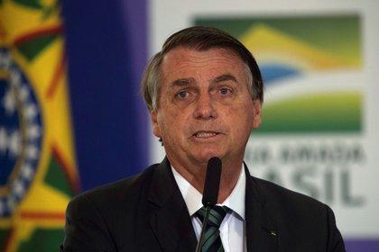 El presidente de Brasil, Jair Bolsonaro. EFE/ Joédson Alves
