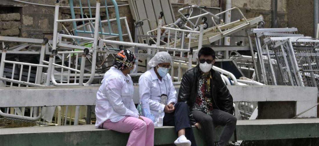 El coronavirus sigue afectando con dureza al país