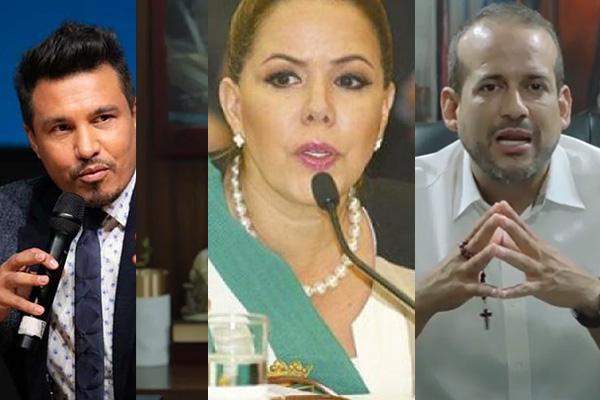 García, Sosa y Camacho