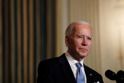 Joe Biden, presidente de Estados Unidos. REUTERS/Tom Brenner