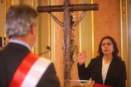 Violeta Bermúdez, nueva primera ministra de Perú
