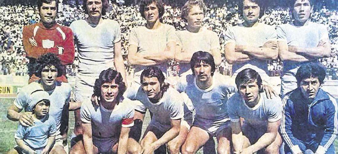 Uno de los grandes equipos de Bolívar que armó Mario Mercado