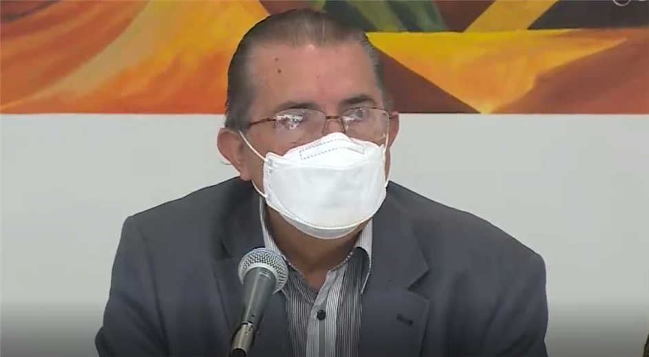 Edgar Pozo fue ministro de Salud durante las 2 primeras semanas de Gobierno de Arce