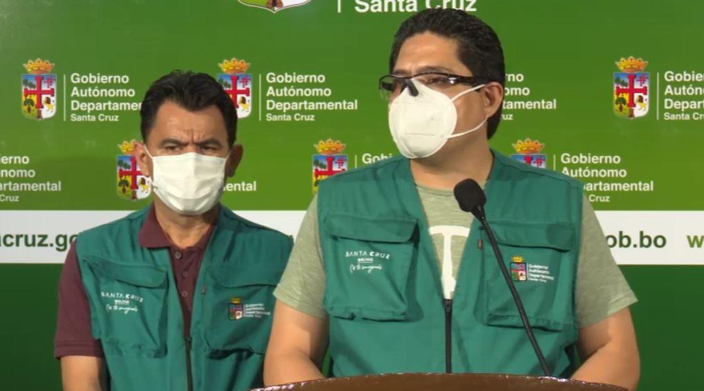 Ríos: Nos debemos preparar para una cuarentena rígida, las vacunas están muy lejos   Los Tiempos