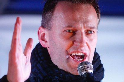 El opositor ruso Alexei Navalni POLITICA EUROPA RUSIA INTERNACIONAL MIKHAIL VOSKRESENSKY / ZUMA PRESS / CONTACTOPHOTO