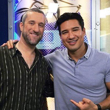 Mario López alternó con Dustin Diamond en la serie que fue estrenada en 1989 y finalizó en 1993 (Foto: Instagram @mariolopez)