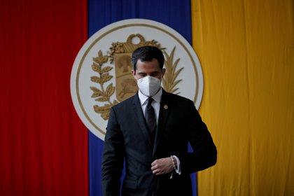 La dictadura chavista sigue amenazando con detener a Juan Guaidó (REUTERS/Manaure Quintero)