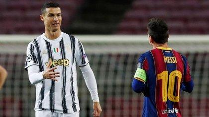 Cristiano Ronaldo y Lionel Messi han sido los grandes protagonistas de la década (Reuters)