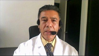Sigifredo Pedraza Sánchez, científico de la Facultad de Ciencias de la UNAM (Foto: UNAM)
