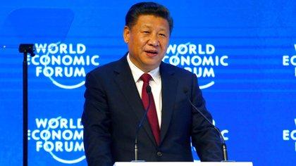 El presidente chino Xi Jinping (REUTERS/Ruben Sprich)