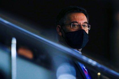 Bartomeu, el hombre que empujó a Suárez a salir del Barcelona (EFE/Enric Fontcuberta)