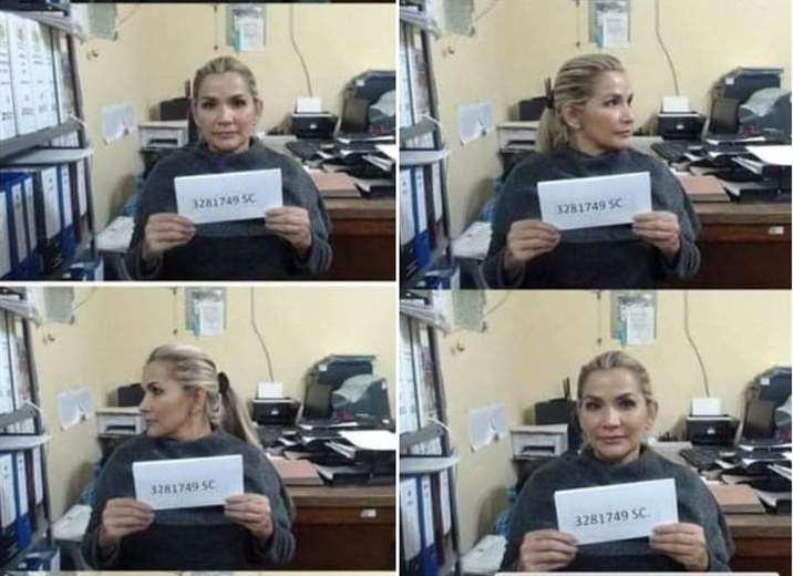 Jeanine Áñez ingresó a la cárcel este lunes
