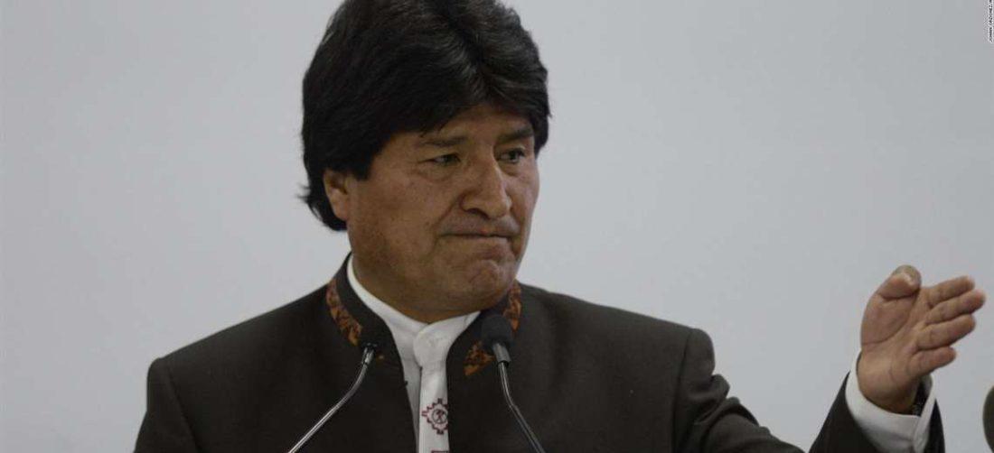 Morales se incorpora a la campaña subnacional para apoyar a candidatos. Foto: Internet