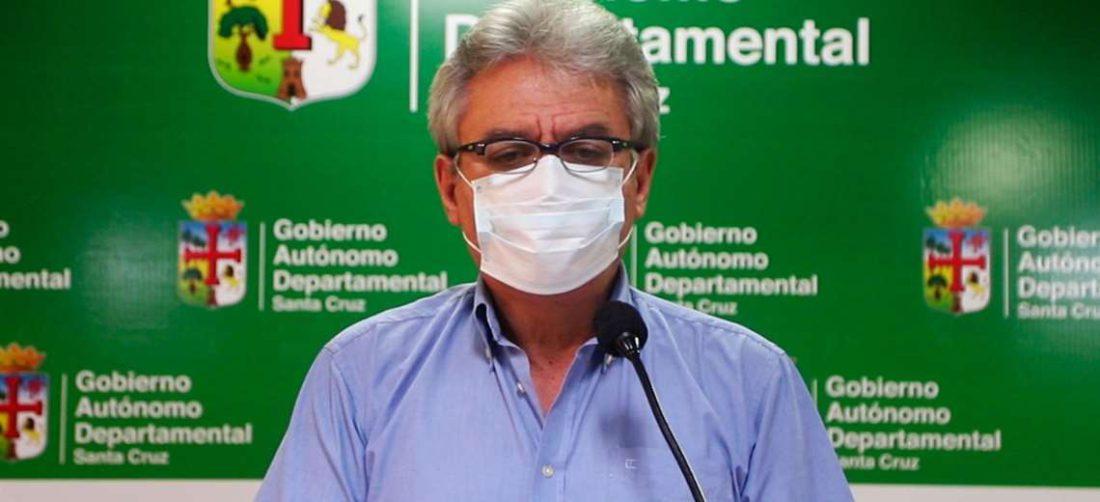 Alpire, secretario de Desarrollo Productivo de la Gobernación