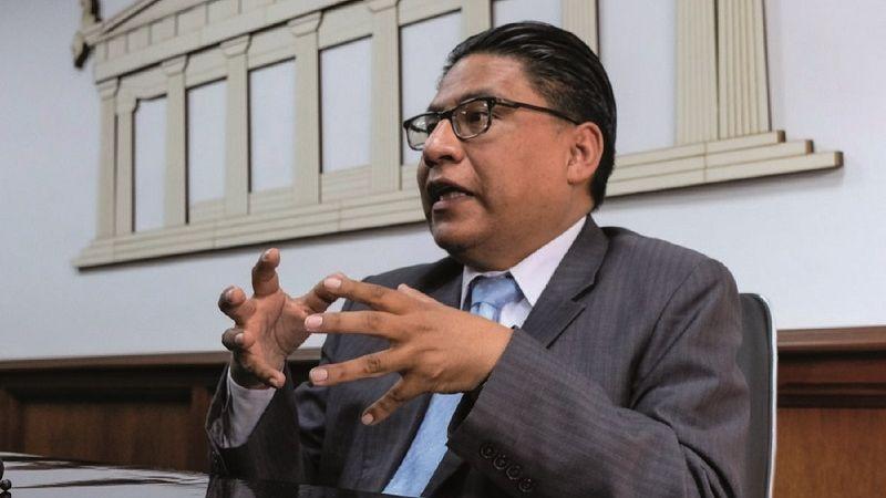 Lima: No ha habido amnistía para Evo, sino para bajar el hacinamiento