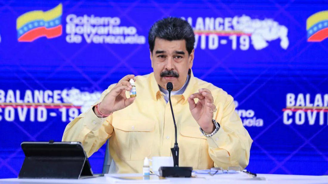 """Facebook """"bloquea"""" por un mes cuenta de Maduro por """"violar"""" política sobre desinformación - France 24"""