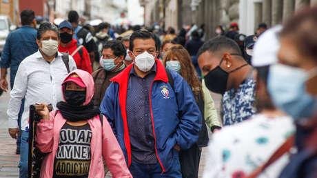 Vuelve el temor por el aumento de casos de coronavirus en Ecuador, a un año de la peor etapa de la pandemia