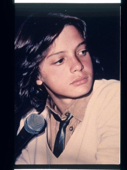 Luis Miguel, como su padre, debutó como artista siendo un niño (Foto: Archivo)