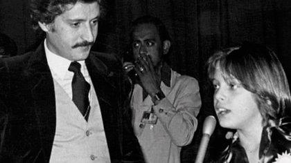 Luisito Rey fue muy influyente en la vida de su hijo y, siempre controlador, buscaba para él una imagen similar a la de Elvis Presley (Foto: Archivo)