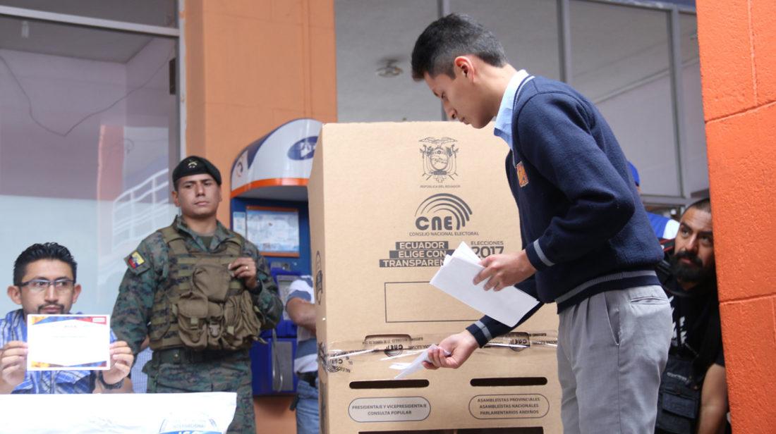 Elecciones presidenciales en Ecuador: ¿El Correísmo está de vuelta? « Diario y Radio U Chile