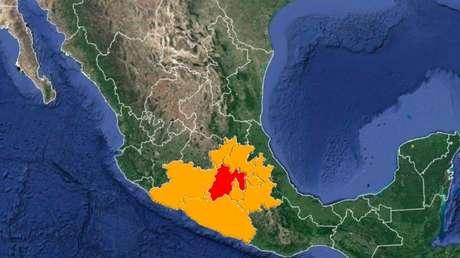 México emite una alerta en 9 estados debido al robo de una fuente radiactiva