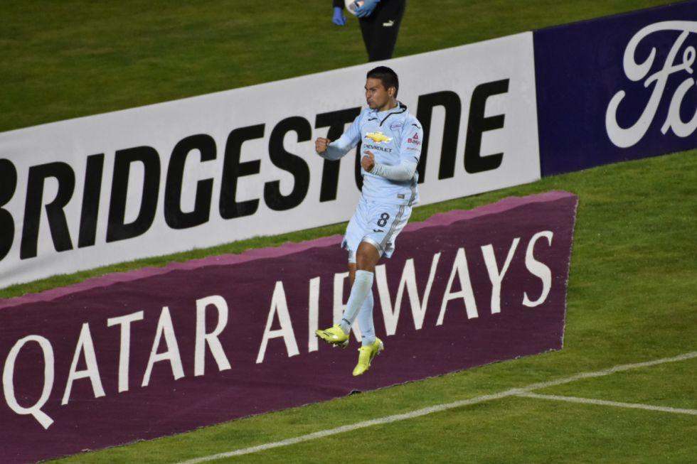 Ramos y Bejarano en el equipo ideal de la Libertadores