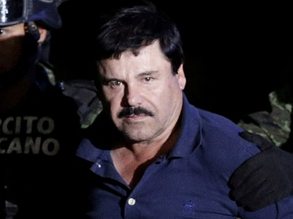 Joaquín El Chapo Guzmán pidió una manera de comunicarse sin ser detectado y su deseo fue hecho realidad que incluso le permitía comunicarse por Skype (Foto: Archivo)