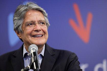 Guillermo Lasso, presidente electo de Ecuador. REUTERS/Luisa Gonzalez