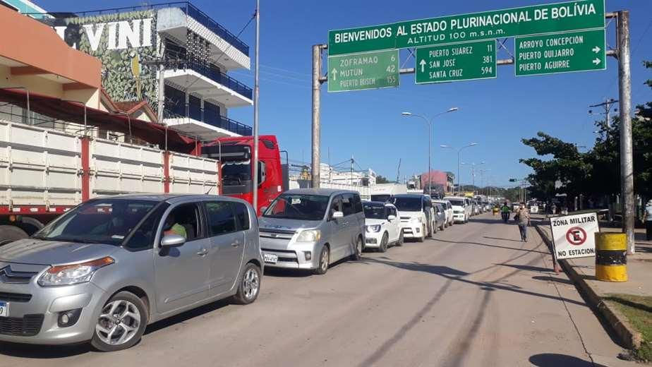 Arroyo Concepción, frontera con Corumbá, Brasil /Foto: Lorenzo Yopiez