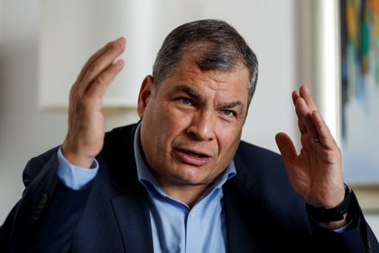 Con su triunfo, Lasso impidió el regreso del correísmo al poder (EFE/ José Méndez)