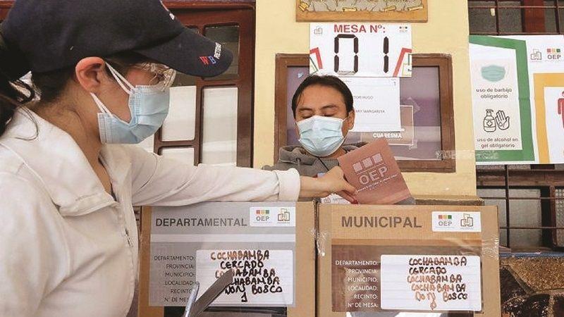MAS bajó su votación incluso en gobernaciones donde ganó