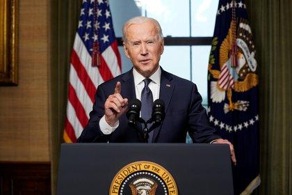 Joe Biden (Andrew Harnik/Pool via REUTERS)