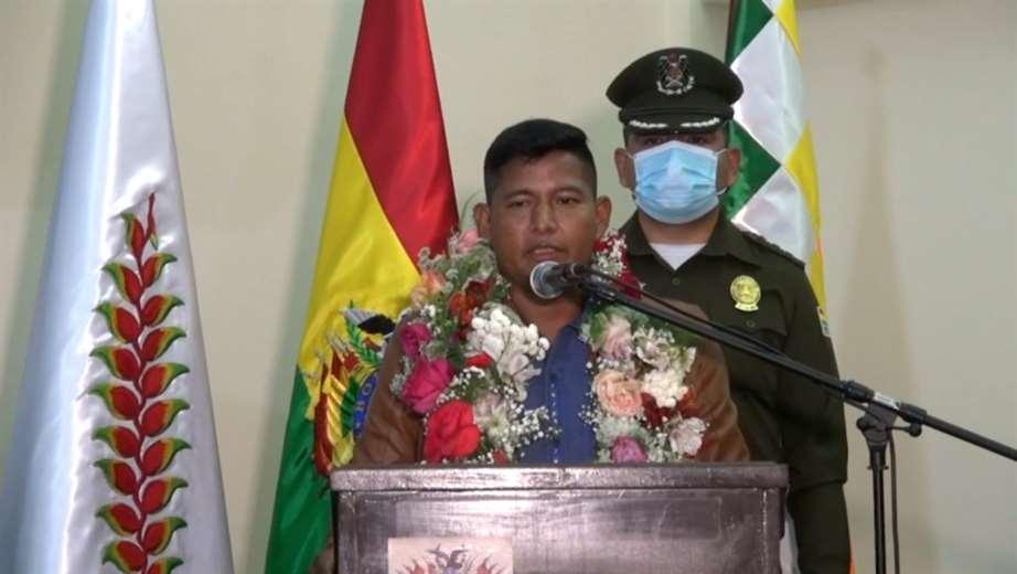 El exministro Characayo aguarda en celdas de la FELCC. Foto: Internet