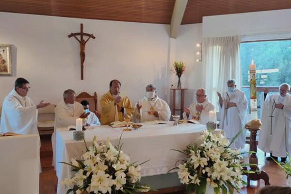 Misa de Clausura de la 108 Asamblea de Obispos de Bolivia Foto: IGLESIA VIVA