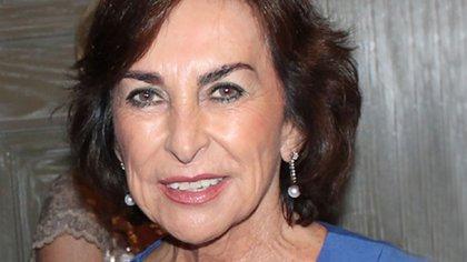 La mujer más rica de América Latina es chilena. Iris Fontbona, matriarca de la familia Luksic, según Forbes, la más adinerada de Chile