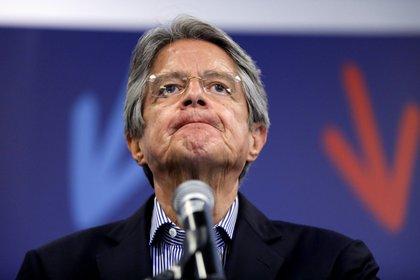 Guillermo Lasso, presidente electo de Ecuador (REUTERS/Luisa Gonzalez)