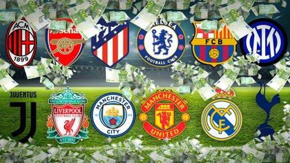 La nueva Superliga representará un aumento en los premios para los clubes participantes