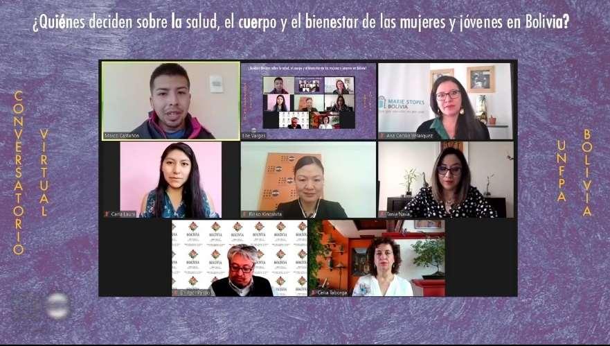 Conversatorio de UNFPA