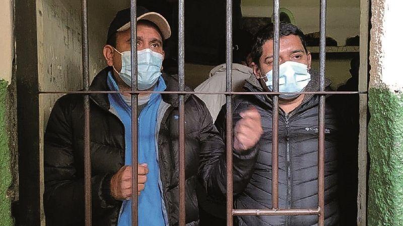 Abogado denuncia que cuentas de Guzmán y Coimbra fueron congeladas