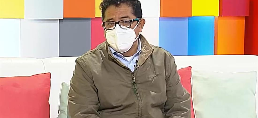 Remmy Gonzáles, ministro de Desarrollo Rural y Tierras