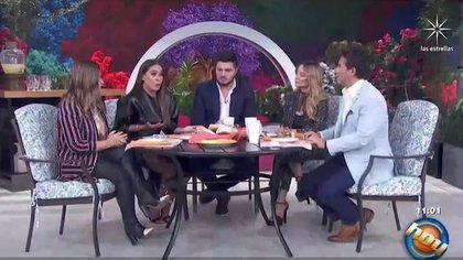 CAPTURA DE PANTALLA: Hoy/ Televisa