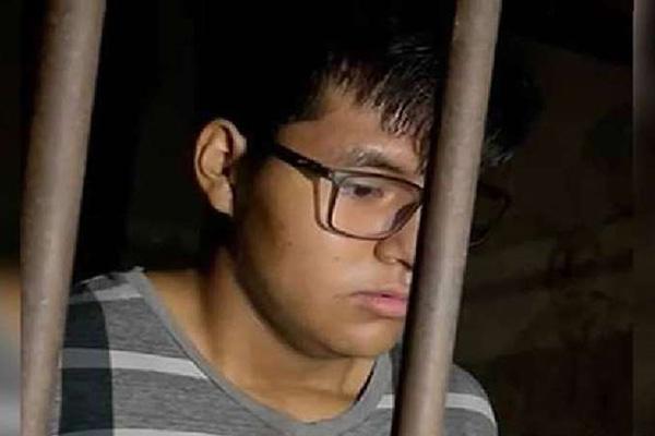 Rafael Quisberth - acusado del feminicidio de Éricka Foto: EL DEBER