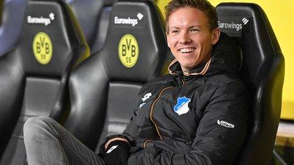 Julian Nagelsmann debutó como DT en la Bundesliga con solamente 28 años (Foto: AP)
