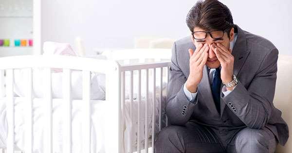 Los papás también pueden deprimirse tras los primeros días del nacimiento