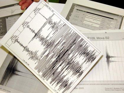 El Servicio Geológico de Estados Unidos dijo que el terremoto se produjo a las 10:27 am