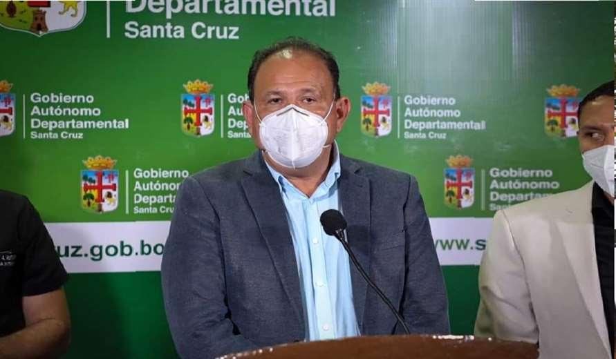 La «falta de responsabilidad del Gobierno» no será motivo para cerrar las terapias intensivas de Santa Cruz – eju.tv