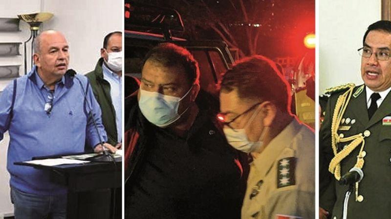 Un «consorcio» de autoridades evitó por tres años la extradición de Lima Lobo