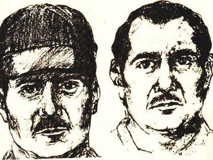 El identikit de los sospechosos que habrían hablado con el niño el último día que sus amigos lo vieron en la calle
