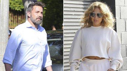 Después de reunirse en Los Ángeles, Jennifer Lopez y Ben Affleck volaron a Montana para pasar una semana de vacaciones en pareja